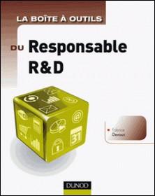 La Boîte à outils du responsable R&D - Fabrice Devaux