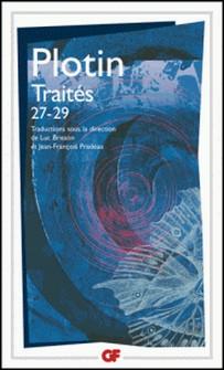 Traités - Tome 4, 27-29 : Sur les difficultés relatives à l'âme-Plotin