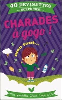 Charades à gogo - Mes pochettes Deux Coqs d'Or-auteur