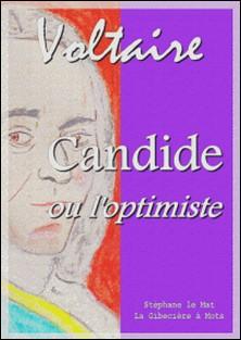 Candide - ou l'optimiste-Voltaire Voltaire