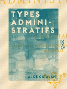 Types administratifs - Les indirects-A. de Catalan