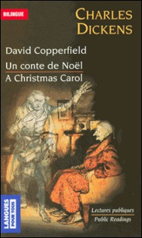 A Christmas Carol - Edition bilingue français-anglais-Charles Dickens
