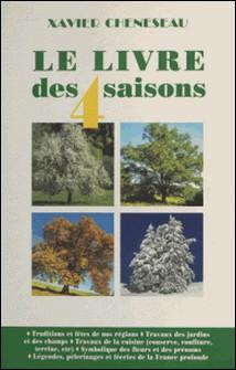 Le livre des quatre saisons-Xavier Cheneseau