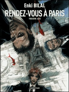 Le Monstre Tome 3-Enki Bilal