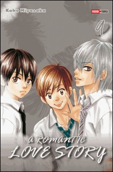 A romantic love story T09-Kaho Miyasaka