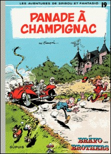 Spirou et Fantasio Tome 19-André Franquin