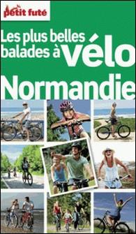 Petit Futé Balades à vélo Normandie-Jean-Paul Labourdette