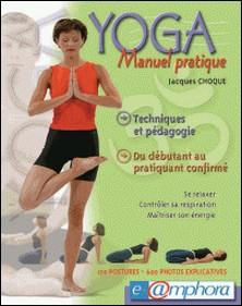 Yoga manuel pratique - Techniques et pédagogie du débutant à l'adepte confirmé-Jacques Choque