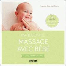 Ma leçon de massage avec bébé - De la naissance à 6 ans-Isabelle Gambet-Drago