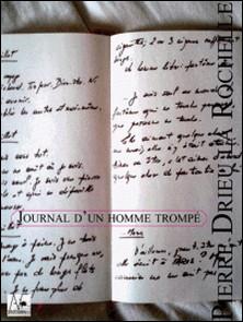 Journal d'un homme trompé-Pierre Drieu La Rochelle