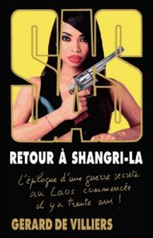 SAS 172 Retour à Shangri-La-Gérard de Villiers