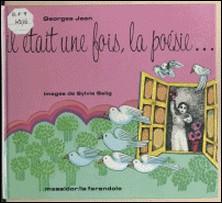 IL ETAIT UNE FOIS POESI A-Georges Jean