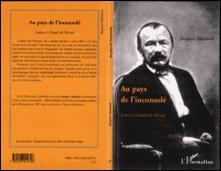 Au pays de l'inconsolé - Lettres à Gérard de Nerval-Jacques Taurand