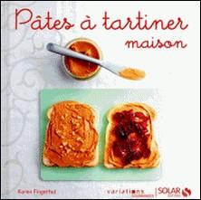 Pâtes à tartiner maison-Karen Fingerhut