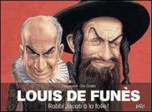Louis de Funès - Rabbi Jacob à la folie !-Philippe Chanoinat , Charles Da Costa