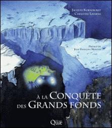 A la conquête des Grands fonds - Techniques d'étude de la géologie marine-Christine Laverne , Christine Kornprobst