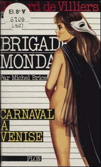 Carnaval à Venise-Gérard de Villiers