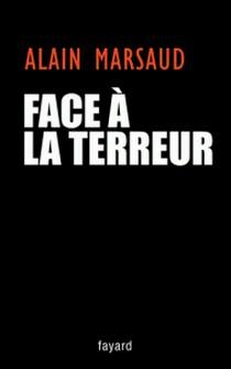 Face à la terreur-Alain Marsaud