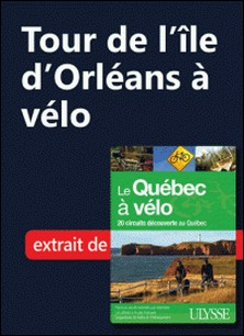 Tour de l'Ile d'Orléans à vélo-Collectif