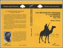 Les méharistes français à la conquête du Sahara - 1900-1930-Daniel Grévoz