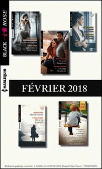 11 romans Black Rose (nº 463 à 466 - février 2018)-Collectif