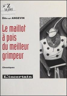 Le Maillot à pois du meilleur grimpeur-David Angevin