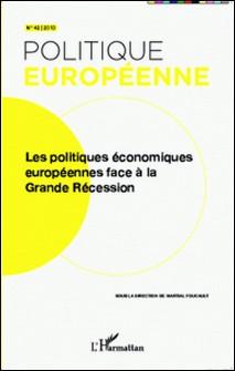 Politique européenne N° 42/2013-Martial Foucault