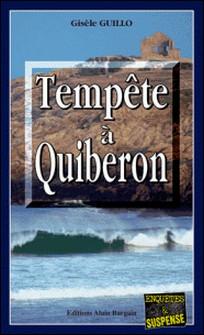 Tempête à Quiberon - Thriller psychologique-Gisèle Guillo