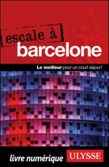 Escale à Barcelone-Claude Morneau
