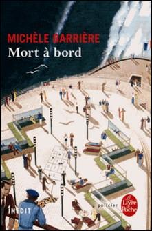 Mort à bord-Michèle Barrière