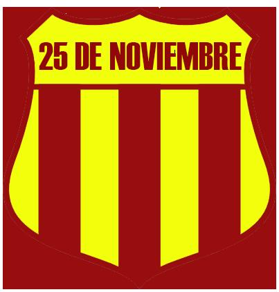 Escudo Club 25 de Noviembre