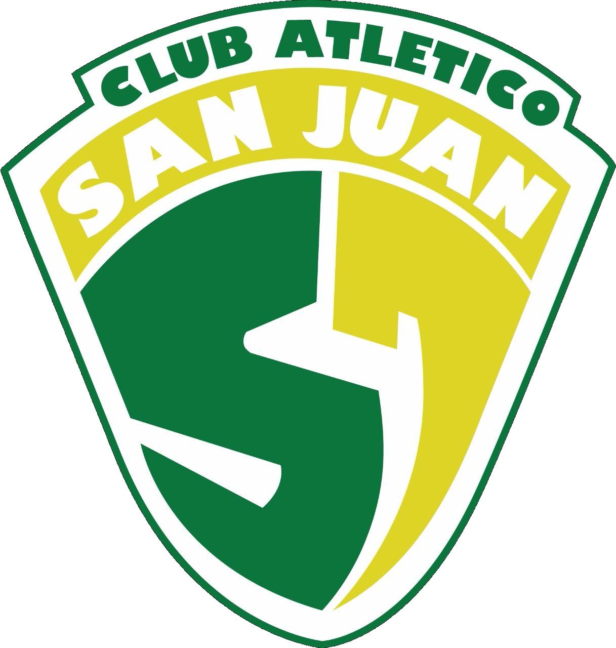 Escudo Club Atlético San Juan