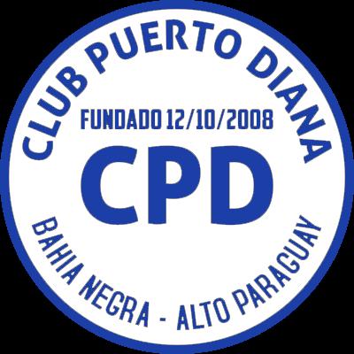 Escudo Club Sportivo Puerto Diana