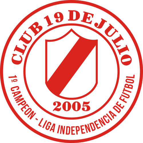 Escudo Club 19 de Julio