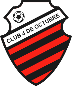 Escudo Club 4 de Octubre