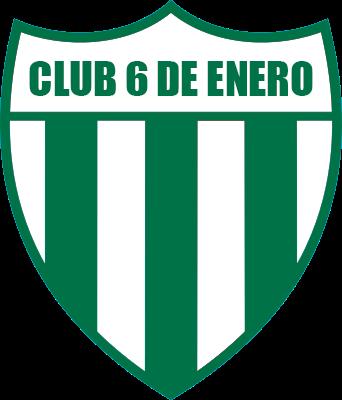 Escudo Club 6 de Enero