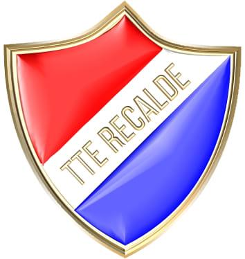 Escudo Club Teniente 1º Francisco Javier Recalde
