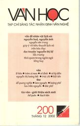 Tạp Chí Văn Học 200-236