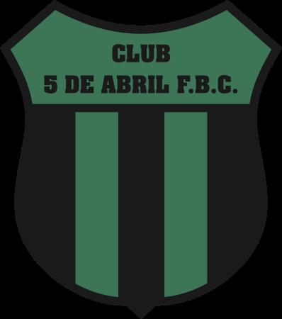 Escudo Club 5 de Abril