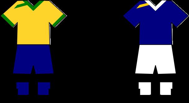 Uniforme Selección Caacupeña de Fútbol