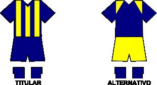 Uniforme Selección Bellavisteña de Fútbol