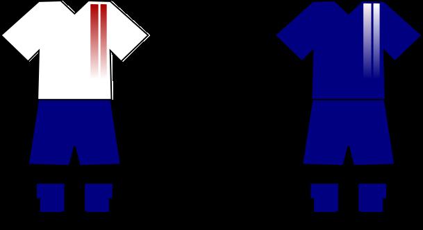 Uniforme Selección Carapegueña de Fútbol