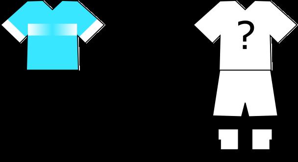 Uniforme Selección Alto Paraná de Fútbol