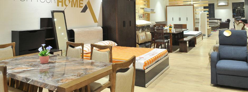 Durian Furniture Noida Store in New Delhi
